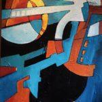 """Acrylic on Canvas 24"""" x18"""""""
